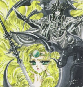 Rating: Safe Score: 7 Tags: clamp emeraude magic_knight_rayearth zagato User: WhiteExecutor