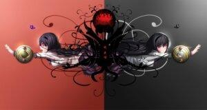 Rating: Safe Score: 29 Tags: akemi_homura hk_(artist) megane puella_magi_madoka_magica User: Mr_GT