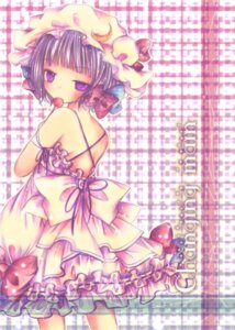 Rating: Safe Score: 6 Tags: kasuga_sunao patchouli_knowledge touhou User: yumichi-sama