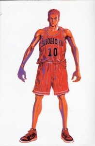Rating: Safe Score: 4 Tags: basketball inoue_takehiko male sakuragi_hanamichi slam_dunk User: Umbigo