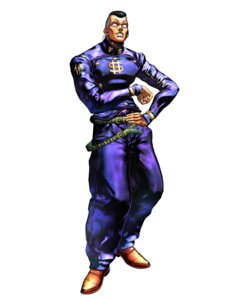 Rating: Questionable Score: 3 Tags: jojo's_bizarre_adventure male okuyasu_nijimura tagme User: Yokaiou