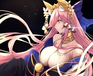 Rating: Questionable Score: 27 Tags: animal_ears fate/grand_order japanese_clothes no_bra open_shirt tamamo_no_mae untsue User: BattlequeenYume