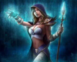 Rating: Safe Score: 24 Tags: cleavage dmitriy_prozorov jaina_proudmoore world_of_warcraft User: eridani