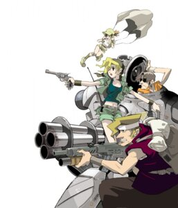 Rating: Safe Score: 3 Tags: gun mecha metal_slug User: Radioactive
