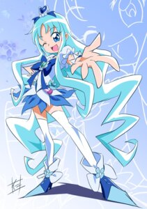 Rating: Safe Score: 11 Tags: heartcatch_pretty_cure! heels kurumi_erika nii_manabu pretty_cure thighhighs User: saemonnokami