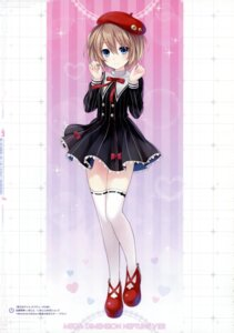 Rating: Questionable Score: 31 Tags: blanc choujigen_game_neptune shinjigen_game_neptune_vii tsunako User: Radioactive