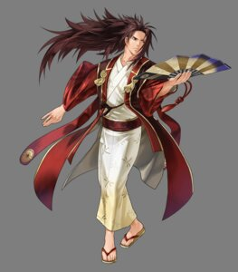 Rating: Questionable Score: 2 Tags: fire_emblem fire_emblem_heroes fire_emblem_if kimono kita_senri nintendo ryoma_(fire_emblem) transparent_png User: Radioactive