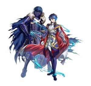 Rating: Questionable Score: 4 Tags: armor fire_emblem_heroes gen'ei_ibun_roku_#fe itsuki_aoi krom mikurou nintendo uniform User: fly24