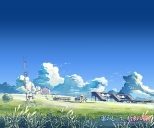Rating: Safe Score: 29 Tags: kumo_no_mukou_yakusoku_no_basho landscape shinkai_makoto User: Radioactive