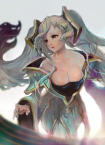 Rating: Safe Score: 55 Tags: cleavage league_of_legends proopra sona_buvelle User: Radioactive
