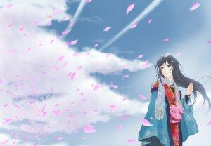 Rating: Safe Score: 7 Tags: kimono kumosuke User: Syko83