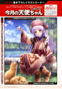Rating: Safe Score: 8 Tags: angel_beats! asian_clothes goto-p tenshi User: drop
