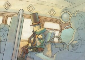 Rating: Safe Score: 8 Tags: hershel_layton layton_kyouju luke_triton male User: Radioactive