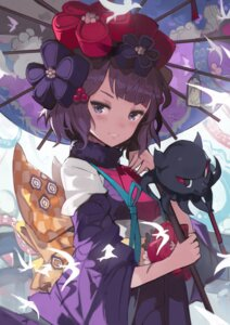 Rating: Safe Score: 53 Tags: alchemaniac fate/grand_order japanese_clothes katsushika_hokusai_(fate/grand_order) umbrella User: nphuongsun93