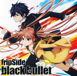 Rating: Safe Score: 30 Tags: aihara_enju black_bullet disc_cover satomi_rentarou User: K@tsu