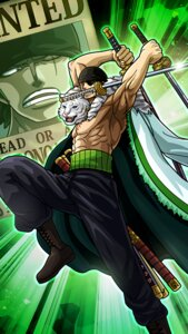 Rating: Safe Score: 5 Tags: male one_piece roronoa_zoro sword tagme User: charunetra