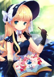 Rating: Safe Score: 53 Tags: cleavage gosick lolita_fashion victorica_de_broix yadamon User: 椎名深夏