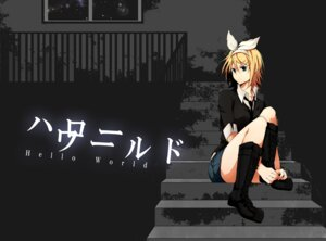 Rating: Safe Score: 16 Tags: hatsuko kagamine_rin vocaloid User: Amperrior