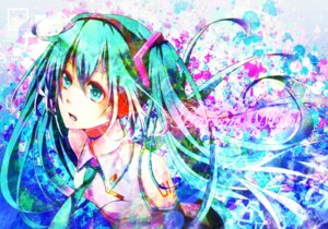 Rating: Safe Score: 8 Tags: hatsune_miku nou vocaloid User: shizukane