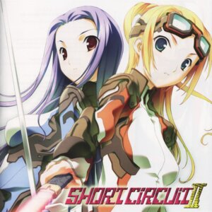 Rating: Safe Score: 4 Tags: bleed_through bodysuit disc_cover nanami_ayane short_circuit sword User: minakomel