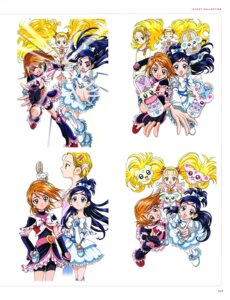 Rating: Questionable Score: 2 Tags: bike_shorts dress futari_wa_pretty_cure pretty_cure User: drop