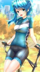 Rating: Questionable Score: 21 Tags: bike_shorts garter-velvet hatsune_miku vocaloid User: saemonnokami