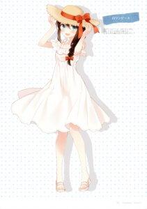 Rating: Safe Score: 25 Tags: dress kantai_collection moni naoto shigure_(kancolle) summer_dress tagme User: kiyoe