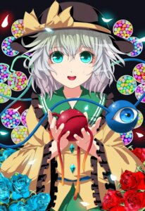 Rating: Safe Score: 11 Tags: fuji_hyorone komeiji_koishi touhou User: konstargirl