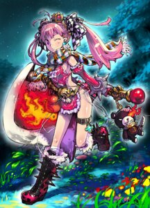 Rating: Safe Score: 21 Tags: haku_(sabosoda) shinki_kakusei_melty_maiden weapon User: blooregardo
