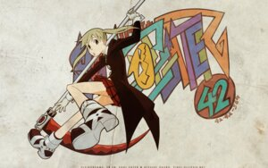 Rating: Safe Score: 7 Tags: maka_albarn signed soul_eater wallpaper User: charunetra