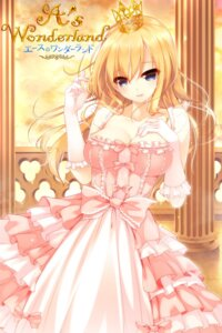 Rating: Safe Score: 80 Tags: a's_wonderland cleavage dress mogu User: SubaruSumeragi