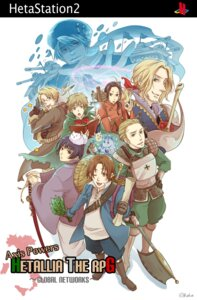 Rating: Safe Score: 9 Tags: america china france germany hetalia_axis_powers japan male north_italy parody roku_(pixiv544115) russia united_kingdom User: Radioactive