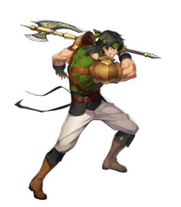 Rating: Questionable Score: 2 Tags: dai-xt fire_emblem fire_emblem:_thracia_776 fire_emblem_heroes heels nintendo osian weapon User: fly24