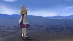 Rating: Safe Score: 11 Tags: landscape moriya_suwako suna_(s73d) touhou wallpaper User: Mr_GT