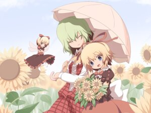 Rating: Safe Score: 7 Tags: kazami_yuuka machily medicine_melancholy su-san touhou wallpaper User: yumichi-sama