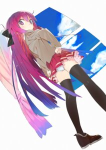 Rating: Questionable Score: 62 Tags: karei pantsu seifuku thighhighs User: KazukiNanako