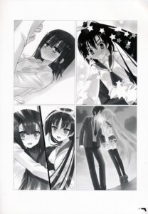 Rating: Questionable Score: 8 Tags: hidan_no_aria hotogi_shirayuki kanzaki_h_aria kobuichi monochrome seifuku tooyama_kinji User: Anonymous