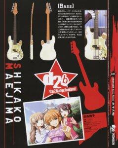 Rating: Safe Score: 3 Tags: isurugi_chie kashiwara_sarina katakura_shinji kira_kira maejima_shikanosuke User: Moonworks