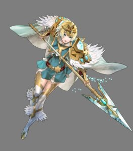 Rating: Questionable Score: 7 Tags: armor fire_emblem fire_emblem_heroes fjorm maeshima_shigeki nintendo stockings thighhighs transparent_png weapon User: Radioactive