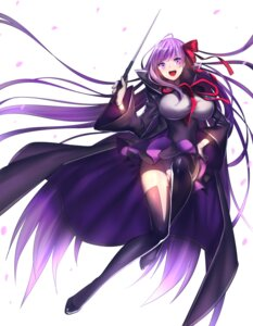 Rating: Questionable Score: 42 Tags: bb_(fate/extra_ccc) fate/extra fate/extra_ccc fate/grand_order fate/stay_night pantsu rahato thighhighs User: Nepcoheart