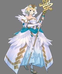 Rating: Safe Score: 15 Tags: dress duplicate fire_emblem fire_emblem_heroes fjorm heels maeshima_shigeki nintendo tagme transparent_png weapon wedding_dress User: Radioactive