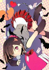 Rating: Safe Score: 99 Tags: 5_nenme_no_houkago kantoku seifuku shizuku_(kantoku) wings User: Hatsukoi