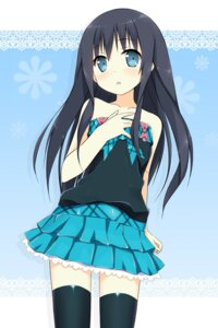 Rating: Safe Score: 79 Tags: dress sky-freedom thighhighs User: vily00-