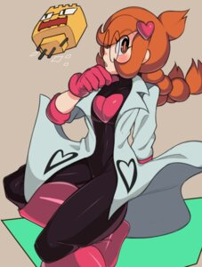 Rating: Questionable Score: 4 Tags: leotard megane pantyhose penny_(warioware) tagme warioware User: piejo66