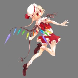 Rating: Safe Score: 13 Tags: flandre_scarlet shiki_yu shirousagi tagme touhou transparent_png wings User: Radioactive