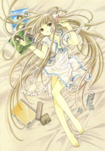 Rating: Safe Score: 11 Tags: chii chobits clamp lolita_fashion User: Radioactive