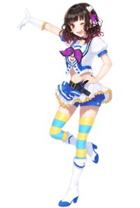 Rating: Safe Score: 20 Tags: heels love_live!_sunshine!! tagme thighhighs User: Radioactive