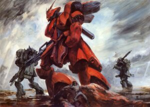Rating: Safe Score: 14 Tags: char's_counterattack gun gundam mecha mobile_suit_gundam sazabi suemi_jun User: Anonymous