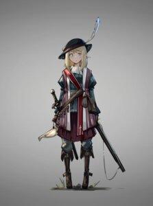 Rating: Safe Score: 11 Tags: deel_(rkeg) elf gun pointy_ears sword tagme User: Dreista