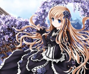 Rating: Safe Score: 61 Tags: dress gothic_lolita lolita_fashion wsman User: KazukiNanako